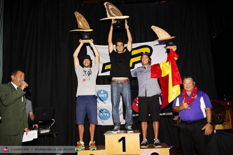 Marcilio Browne: Champion du monde PWA