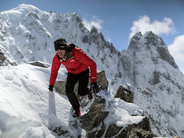 Kilian Jornet aventurer of the year 2014