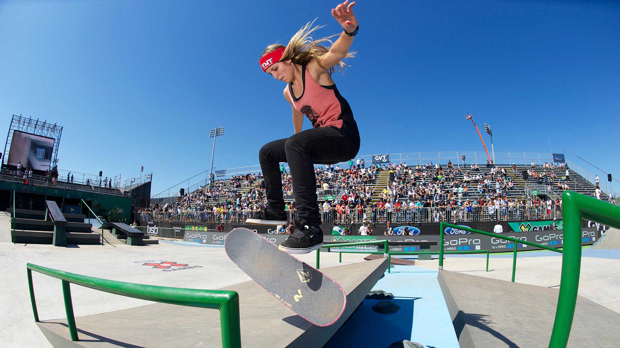 X Games  Skateboarding Park