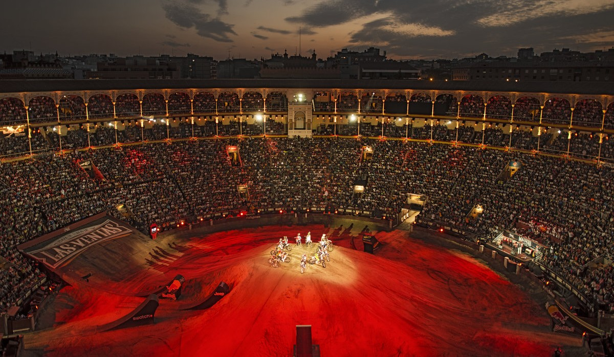 Red Bull X-Fighters de Madrid