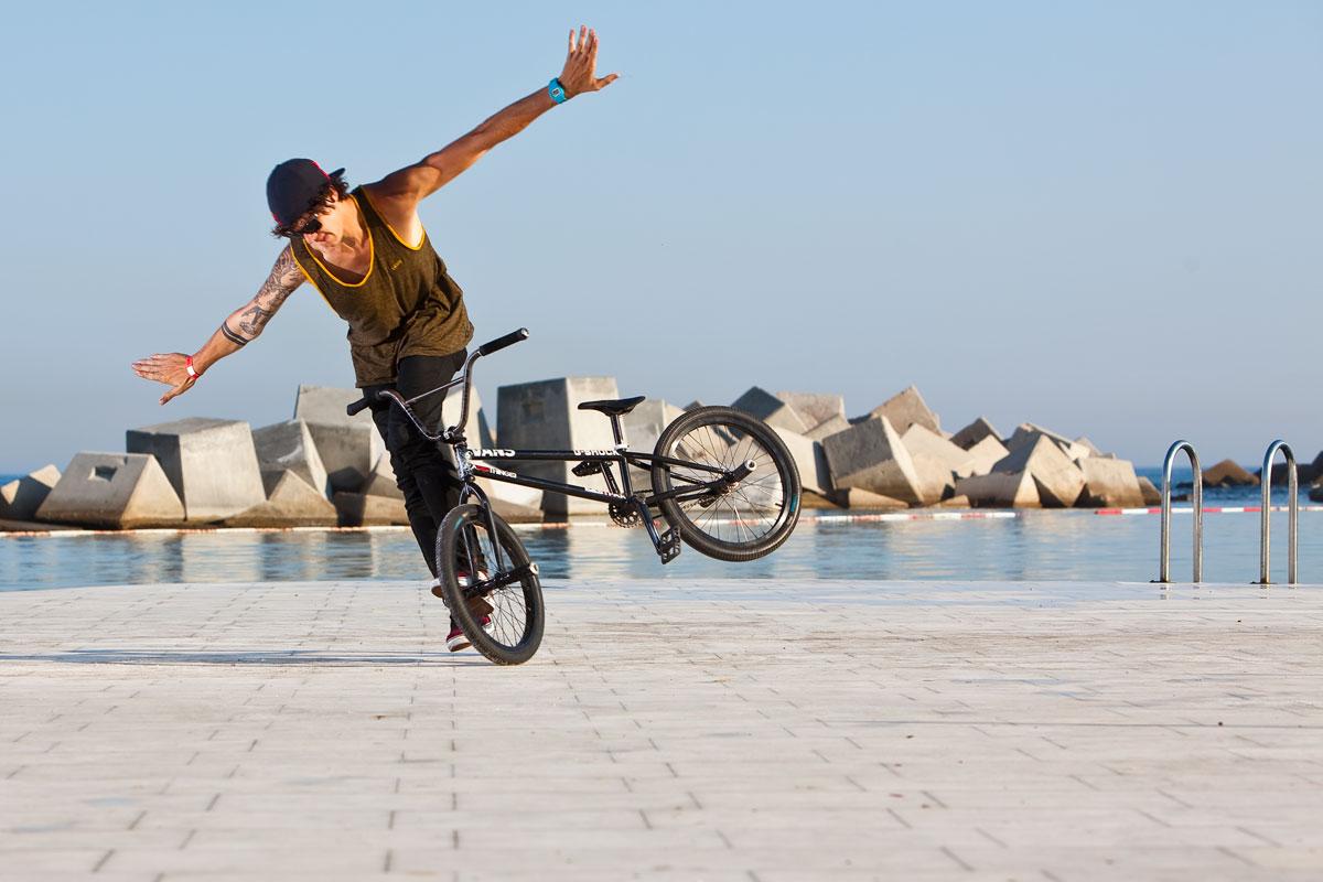 Matthias Dandois BMX