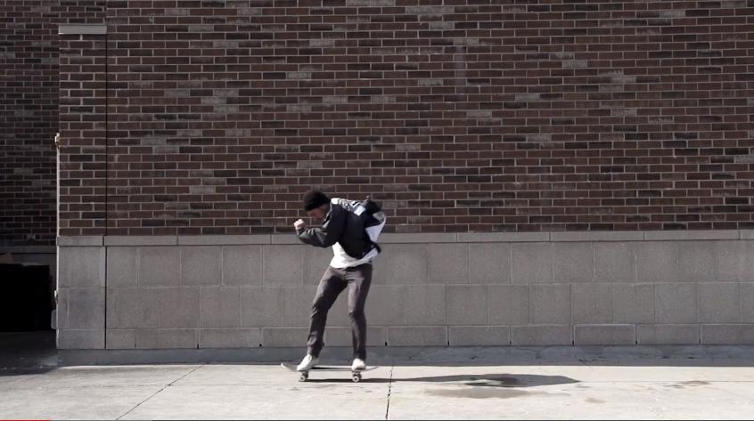 Alexandre Hallé ulc skateboards