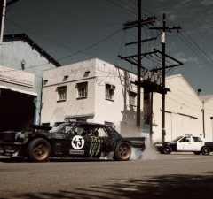 Ken Block Gymkhana SEVEN; Wild in the Streets: Los Angeles