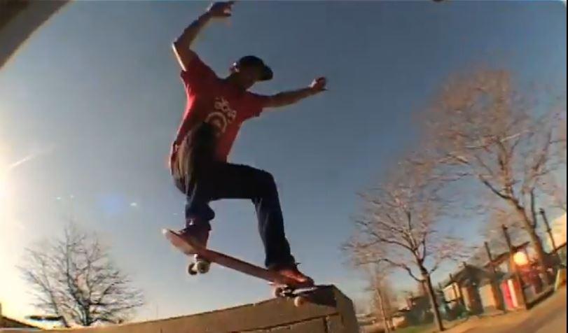 VX Days outtakes de ULC Skateboards