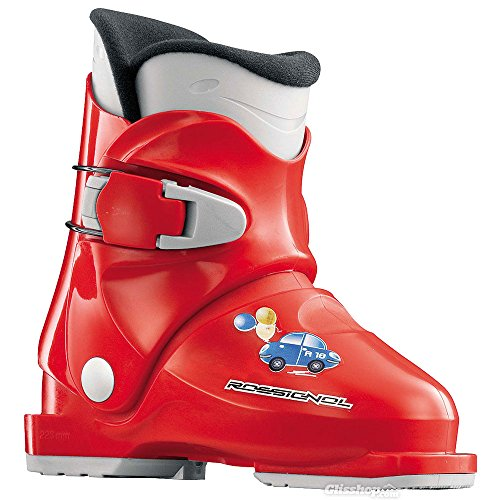 chaussure de ski rossignol r18 red ride and slide. Black Bedroom Furniture Sets. Home Design Ideas
