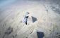 Cédric Dumont saute en wingsuit au dessus de Gizeh