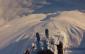 Line of the Winter en janvier pour un skieur norvégien