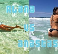 Alana Blanchard VS Anastasia Ashley