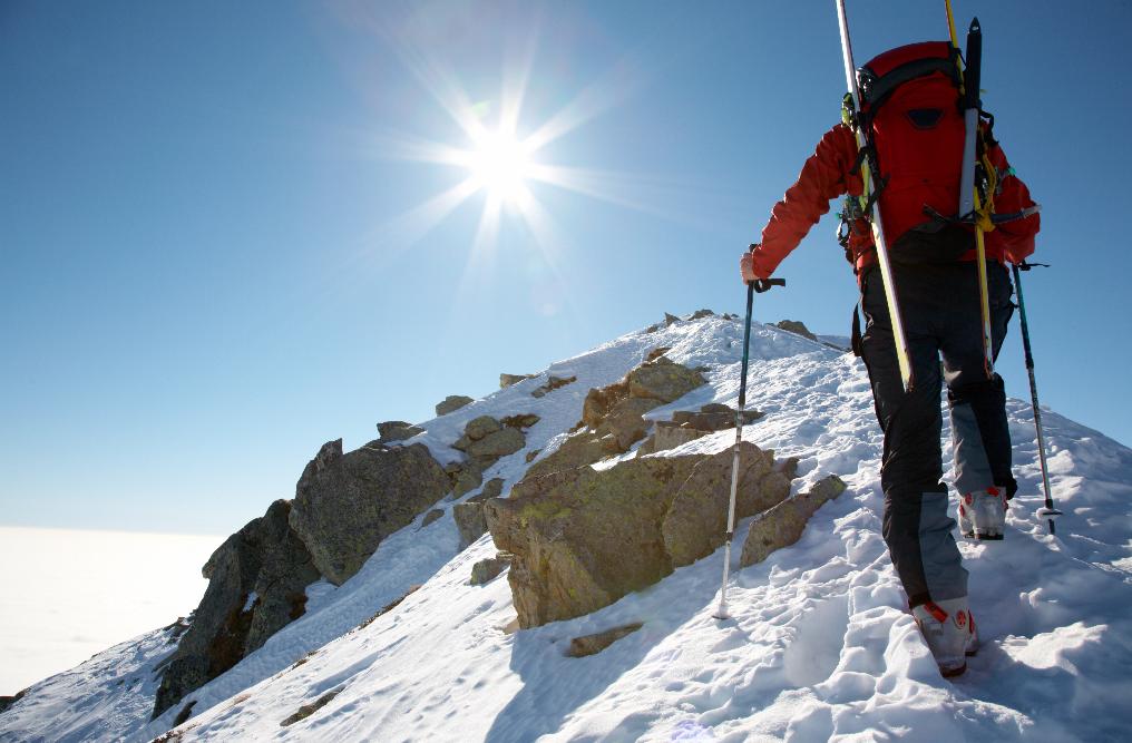Bien s'équiper pour le sport de montagne