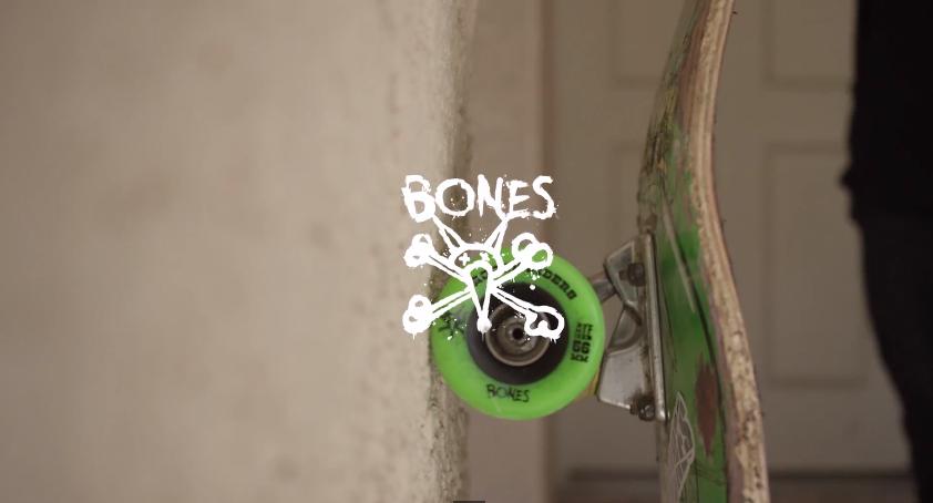 TAYLOR BINGAMAN - BONES WHEELS ROUGH RIDERS