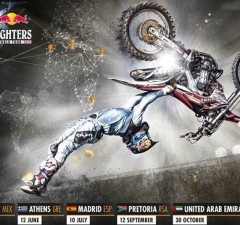 Red Bull X Fighters 2015 en live