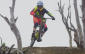 VTT Stevie Smith ride un volcan