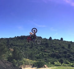 Tom Pages Front Flair FMX