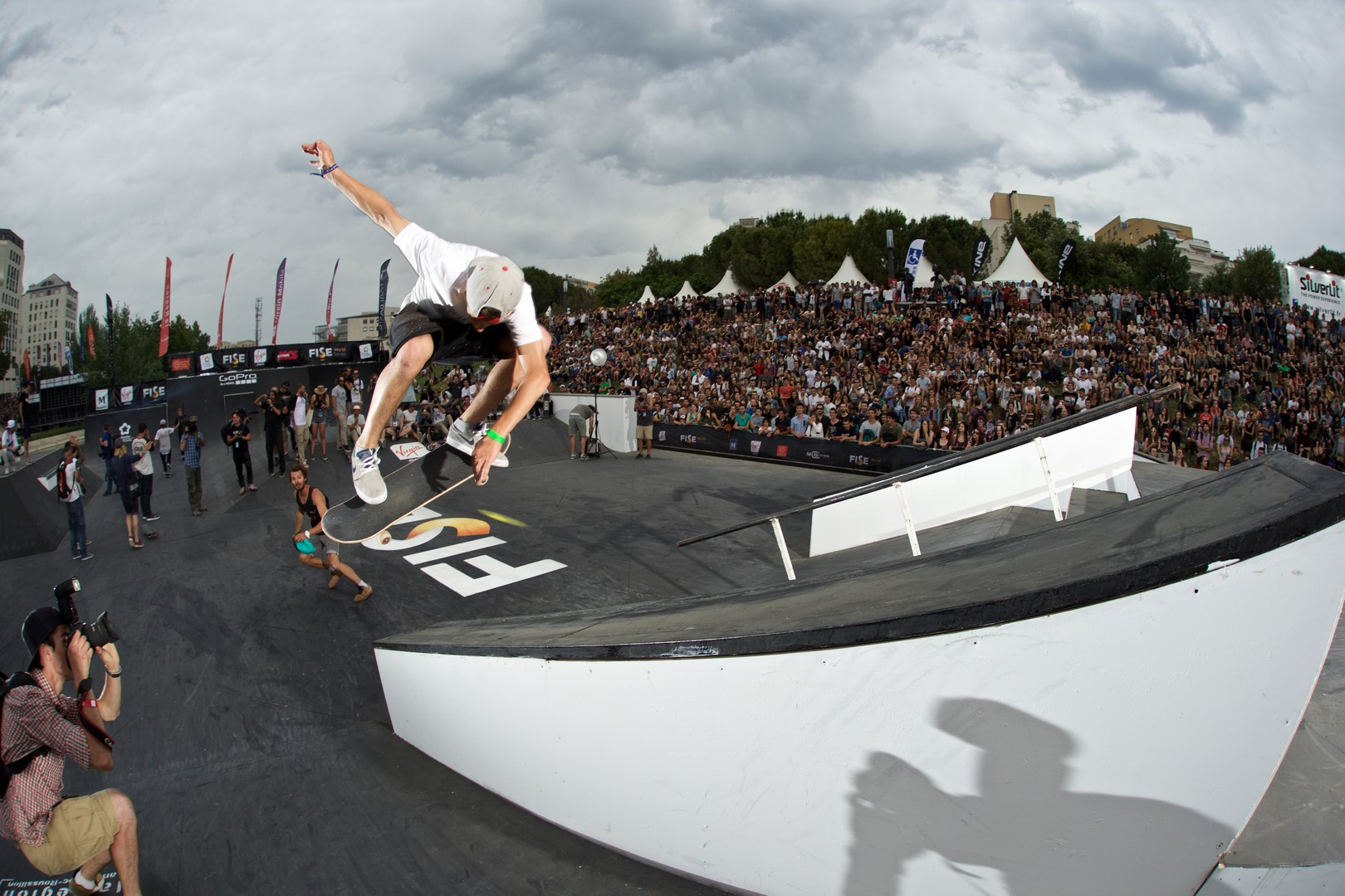 Fise World Montpellier 2016 en Live sur Ride And Slide