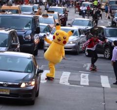Pokémon Go dans la vraie vie