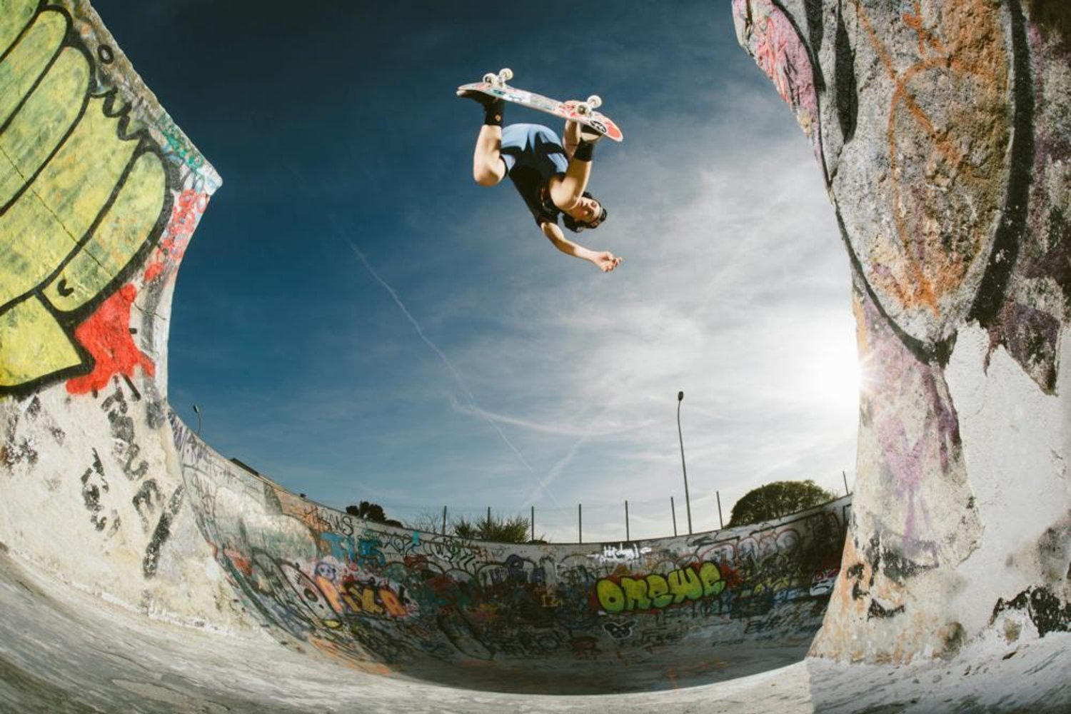 Red Bull Rippers Marseille Live Vincent Matheron