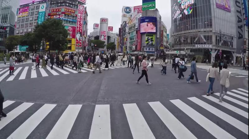 Après New York Et Los Angeles Nigel Sylvester débarque dans les rues de Tokyo