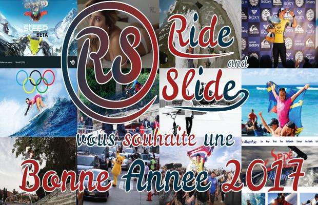 le Best Of Ride And Slide de l'année 2016
