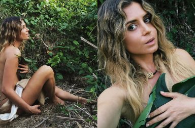 anastasia ashley naked and afraid bikini string thong nude nue hot sexy