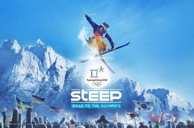 Steep En route pour les Jeux Olympiques 2018 à Pyeong Chang