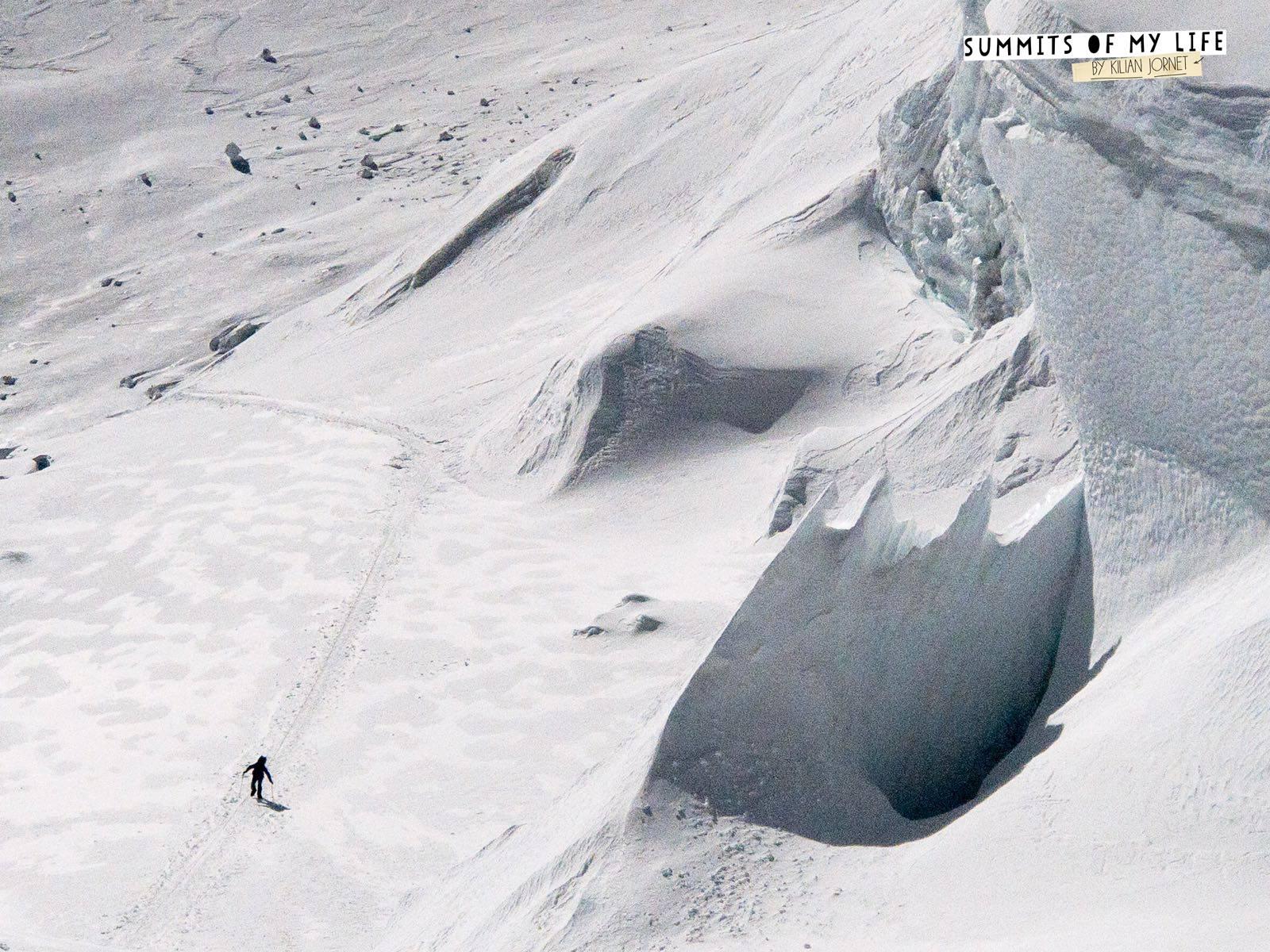 Kilian Jornet réalise une 2e ascension de l'Everest (8848m) sans oxygène en moins d'une semaine