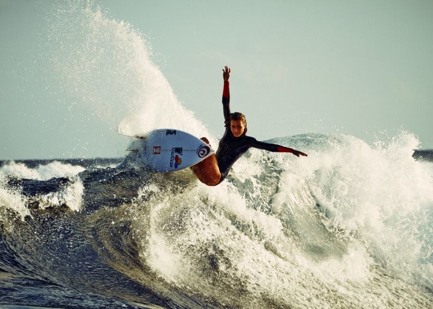The Search Rip Curl avec Alana Blanchard Tyler Wright et