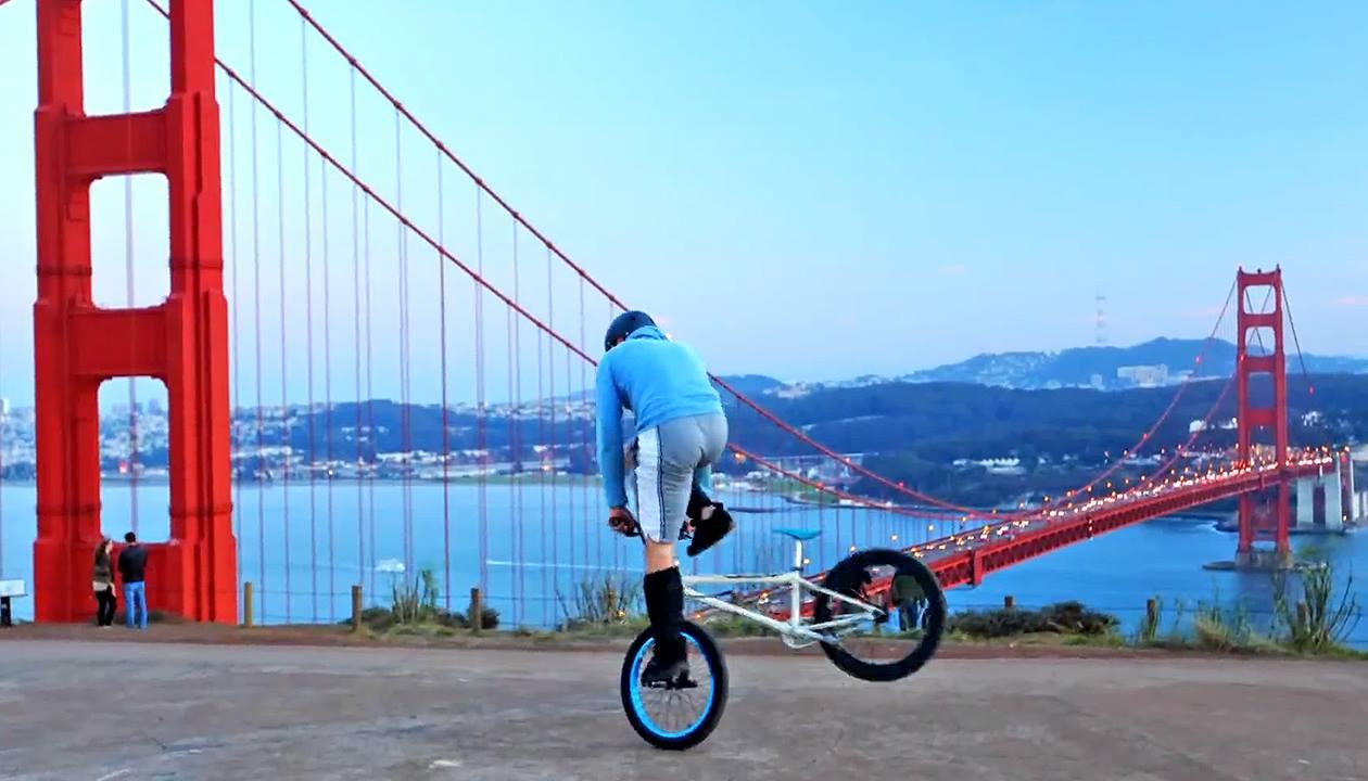 bike in SF
