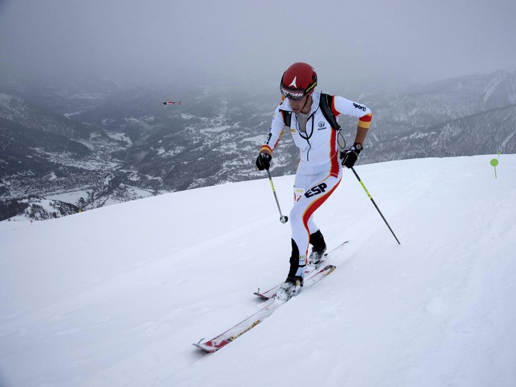 kilian jornet ski aplin