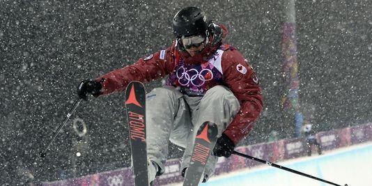 Kevin Rolland halfpipe Sotchi médaille de bronze