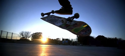 Chris Chann: Amazing Flatground Skateboarding