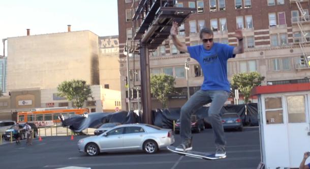 Hoverboard Tony Hawk