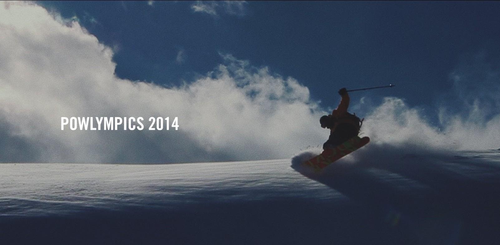 Powlympics 2014