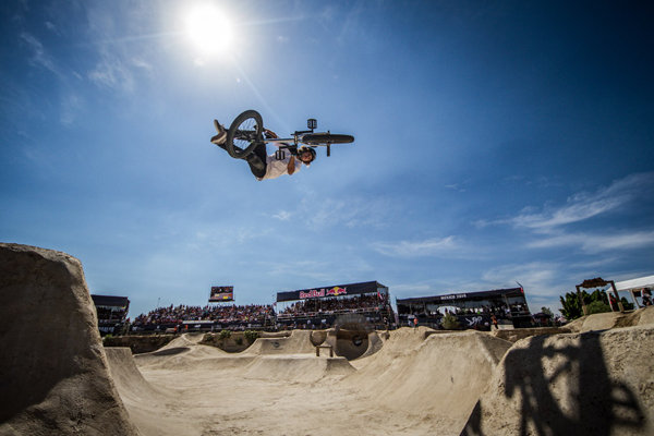 Red Bull Dirt Conquers