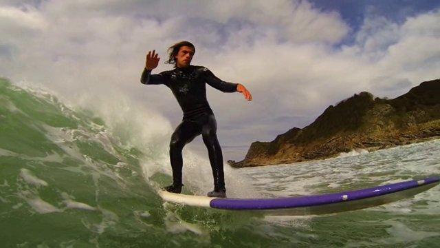 eric dargent surf