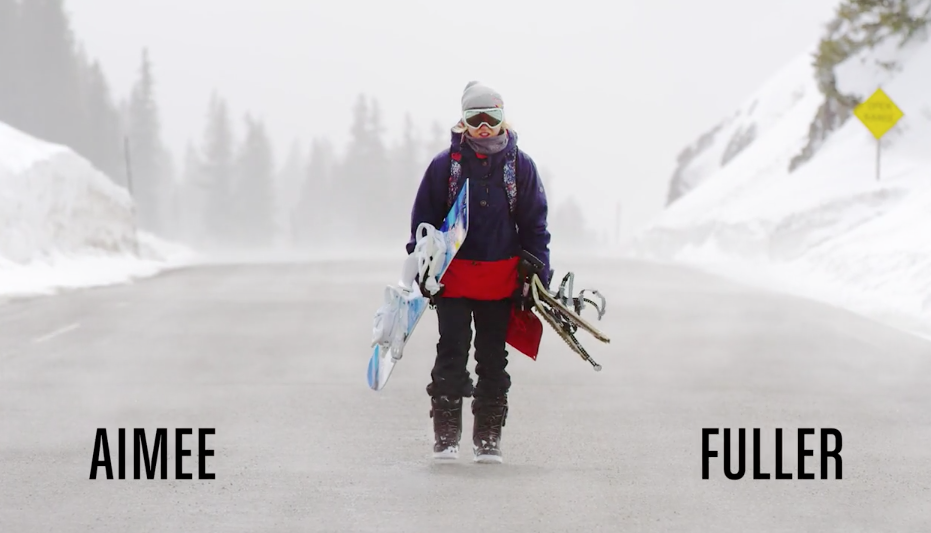 Aimee Fuller 2014 Season Edit