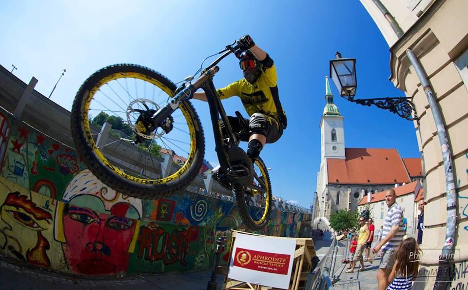 citydownhill world tour bratislava