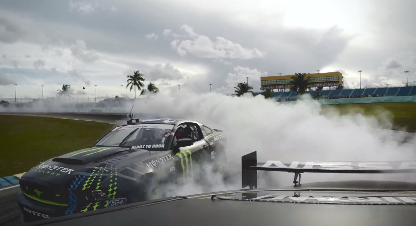 Formula Drift Miami 2014