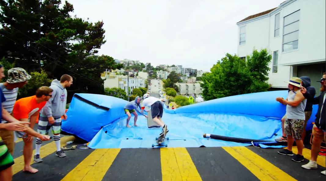 Urban-Surfing-down-streets-of-San-Francisco-Bear-Naked