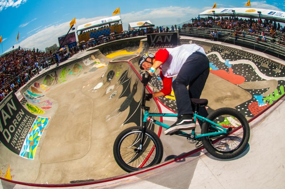 Van Doren Invitational 2014 BMX Gary Young