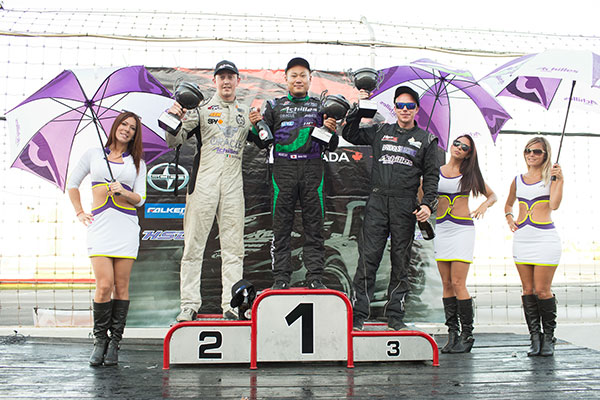 Formula Drift Canada Challenge