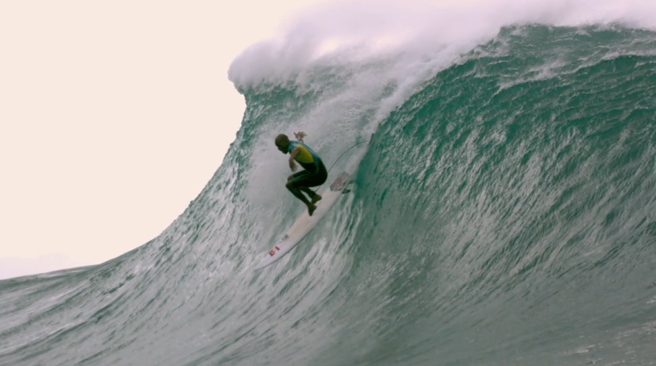 Les Surfers en Slowmotion kelly slater