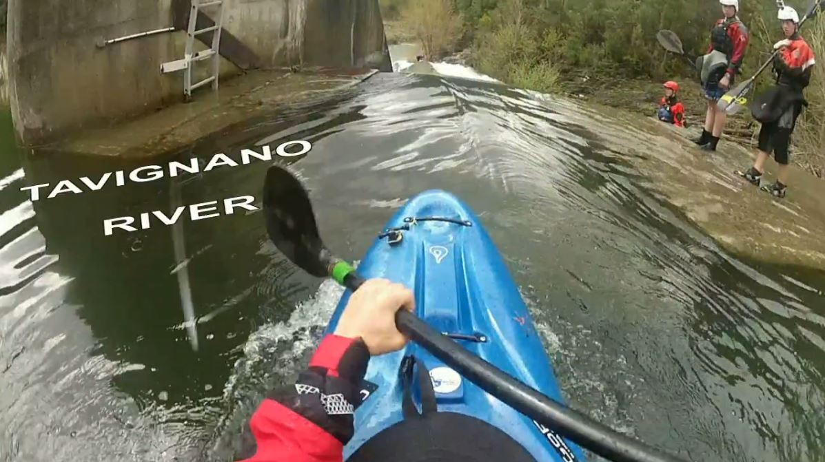 Corsica Kayak Session Tavignano