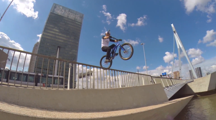 On the Road with Danny MacAskill's Drop and Roll Tour