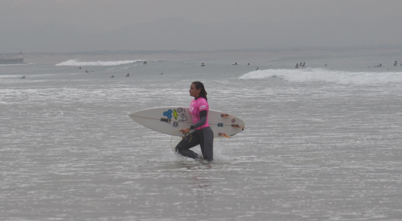 Johanne Defay nouvelle star du surf