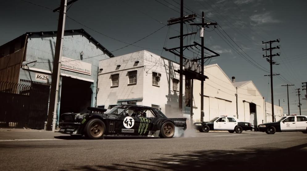 Ken Block Gymkhana SEVEN; Wild in the Streets: Los Angeles