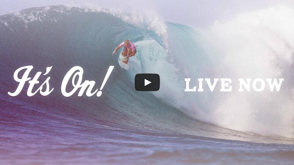 Target Maui Pro en Live