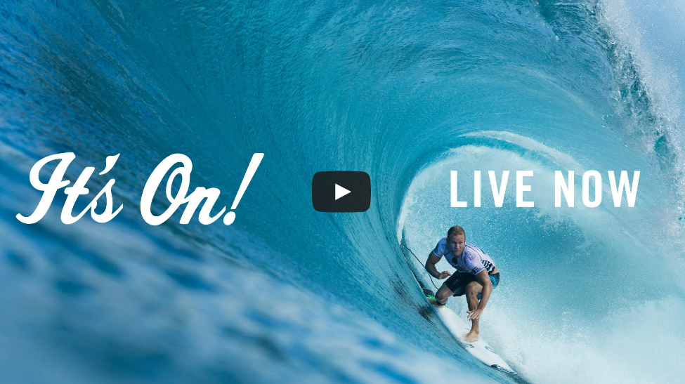 Billabong Pipe Masters en live