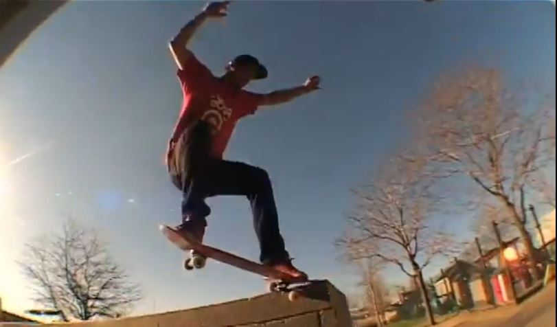 VX Days outtakes de ULC Skateboards