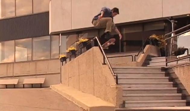 Best Of Ride And Slide 2014 team ULC Skateboards