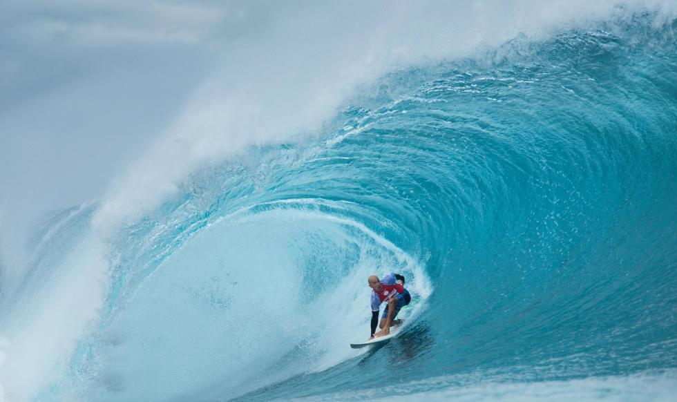 Gabriel Medina champion du monde ASP 2014 Kelly Slater surf